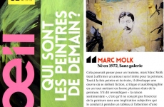 """""""Who are the painters of tomorrow ?"""", L'OEIL magazine"""