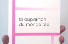 The Disappearance of the Real World, Marc Molk, Buchet Chastel editions, 2013