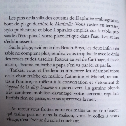 La Disparition du monde réel (page 78), Marc Molk, collection « Qui Vive », éditions Buchet Chastel