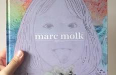 Marc Molk : Ekphrasis, D-Fiction & label hypothèse editions, 2012