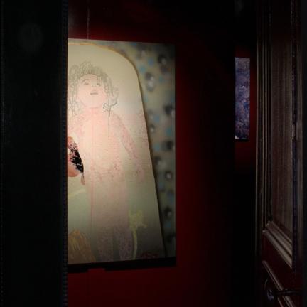 Le ciel bleu sur nous peut s'effondrer, 27 septembre > 3 novembre 2012, Da-end Gallery, Paris