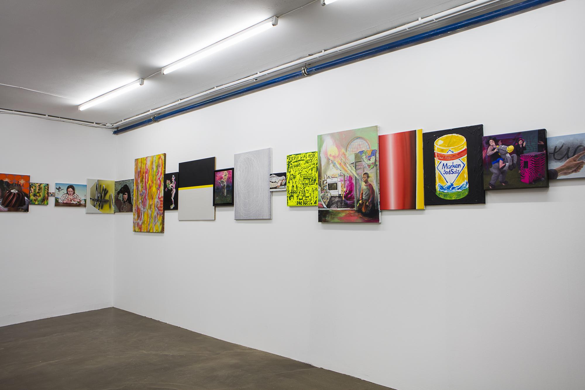 Playlist, Galerie Erratum, Berlin