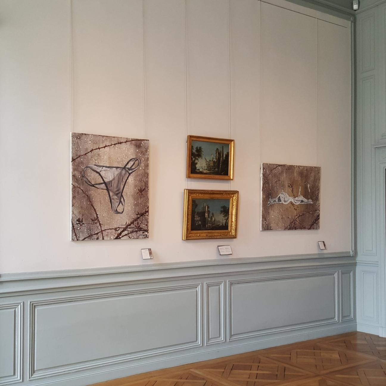 Au fils des toiles, Musée des Beaux-Arts de Limoges