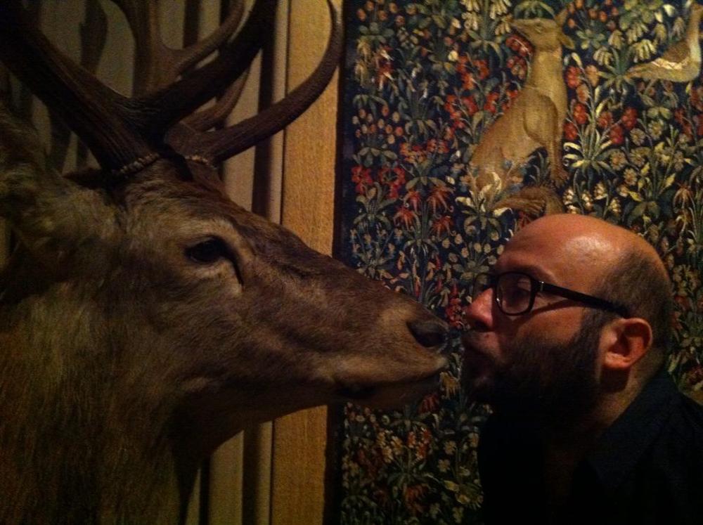 Plein la vue, Marc Molk, Soirée de lancement, Musée de la chasse et de la nature