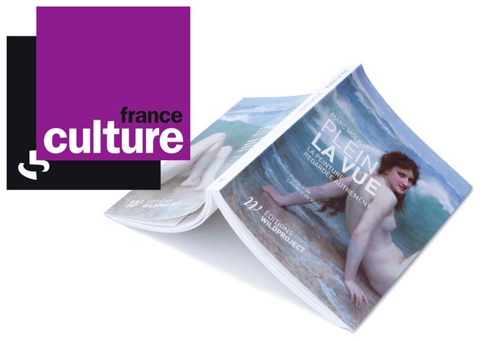 FRANCE CULTURE / Interview by Aude Lavigne