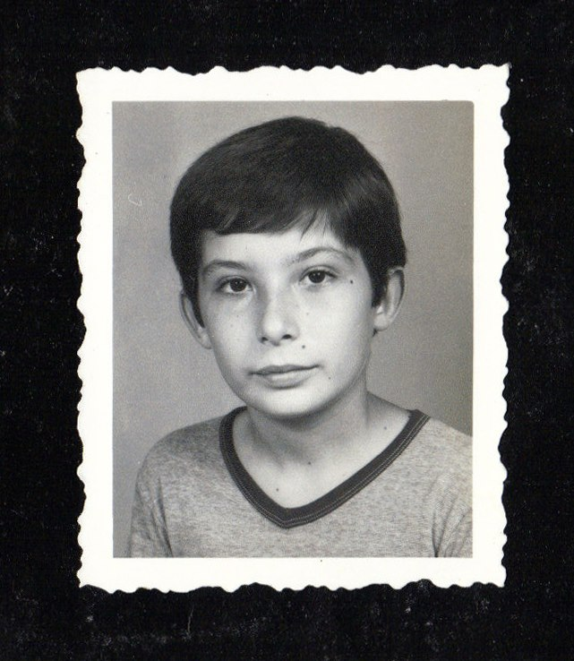 Marc Molk Portrait