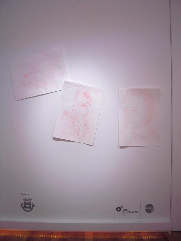 Beauté endormie, 7 Janvier > 27 février 2011, Galeria dos prazeres, Madère
