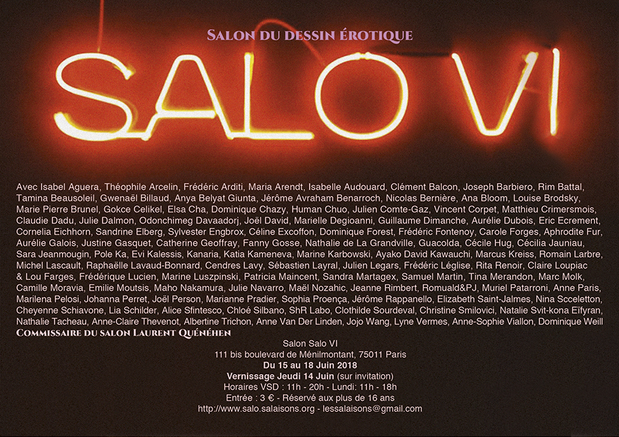SALO VI, les Salaisons