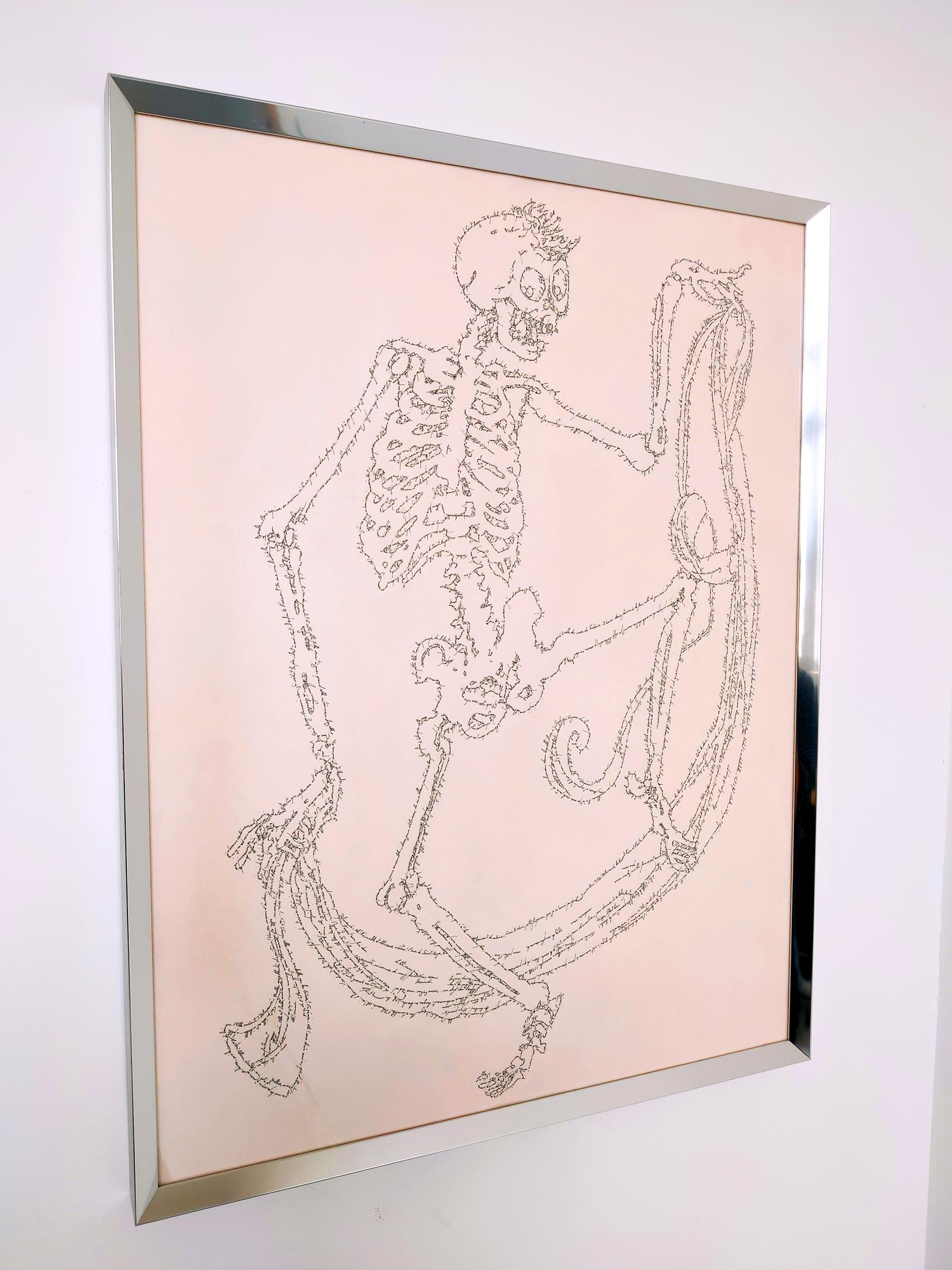 Salon of Death, Espace Bertrand Grimont, Paris