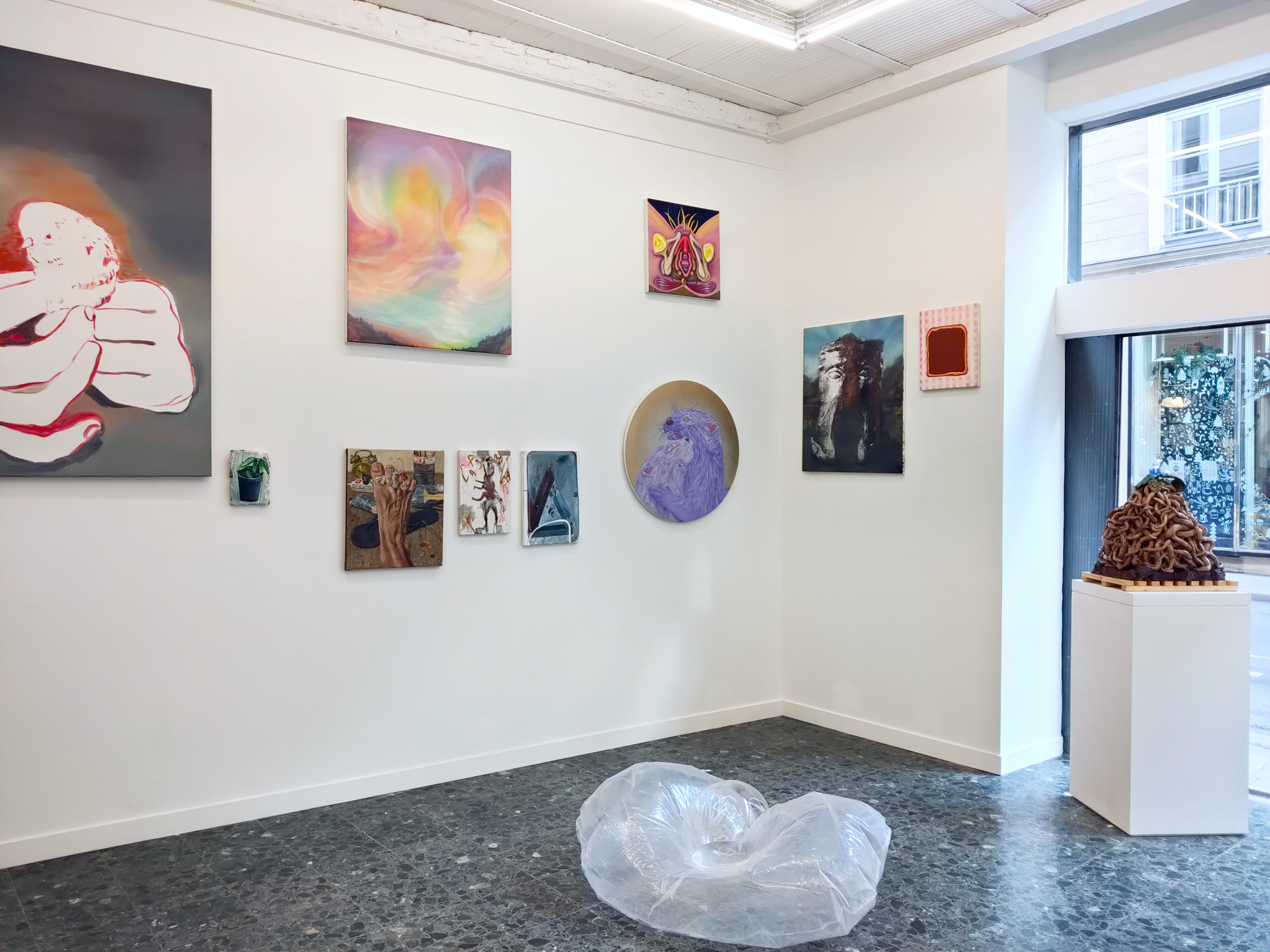 THEY SAID YES / An Amalteo Institute Project / Marguerite Milin Gallery, Paris